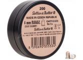 Патрон Флобера Sellier & Bellot Randz Curte кал. 4 mm short. Упаковка 200 шт.