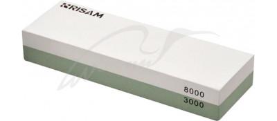 Точильный камень Risam RW001. Зернистость - 3000/8000 (водный)