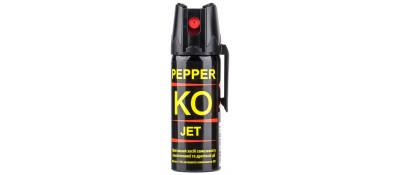 Газовий балончик Klever Pepper KO Jet струменевий. Обсяг - 50 мл