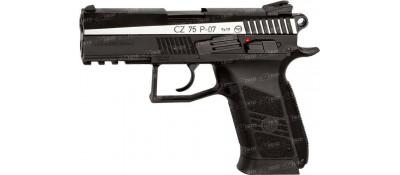 Пістолет пневматичний ASG CZ 75 P-07 Duty Blowback кал. - 4.5 мм
