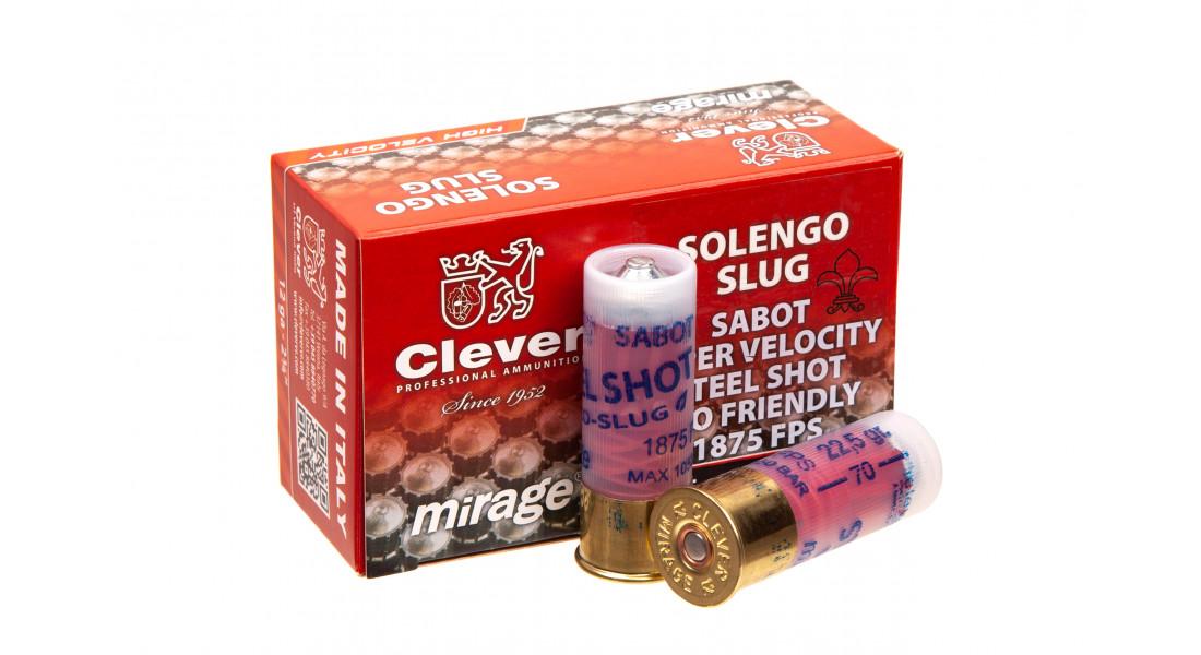 Подкалиберная пуля MIRAGE STEEL SABOT SLUG к.12/16/70, 22,5 гр.