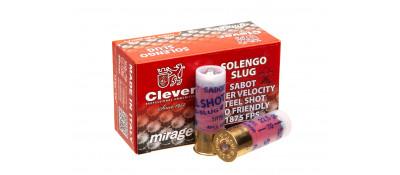 Підкаліберна куля MIRAGE STEEL SABOT SLUG к.12/16/70, 22,5 гр.
