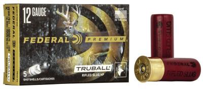 Куля Federal TruBall Rifled Slug к. 12/70, 28,4 гр