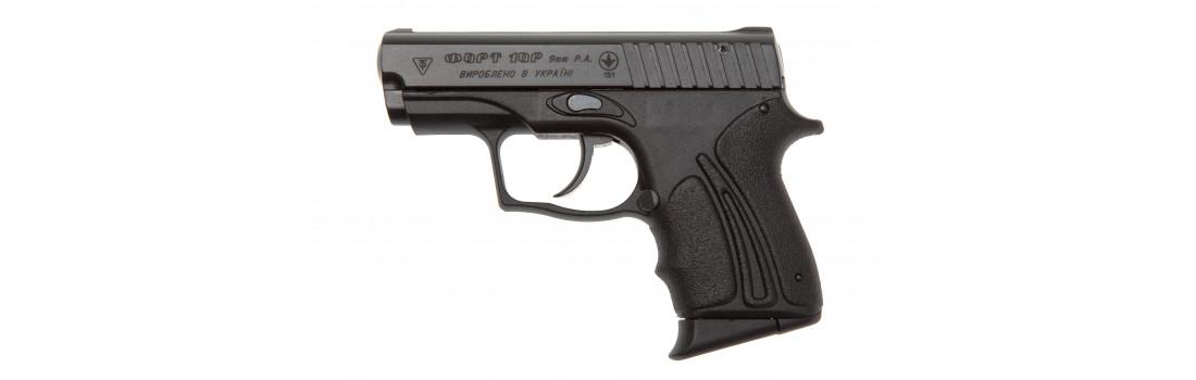 Пістолет травматичної дії Форт-10Р кал.9мм