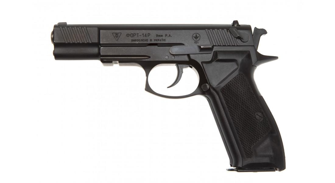 Пістолет травматичної дії Форт-14P кал. 9мм