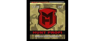 """Дробовые патроны """"Hunt Profi"""", кал.12/70, №3"""