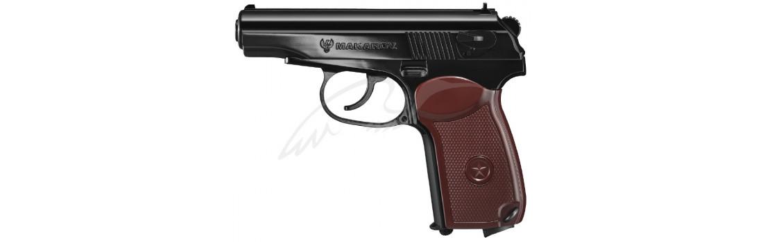 Пістолет пневматичний Umarex Legends Makarov кал. 4.5 мм ВВ