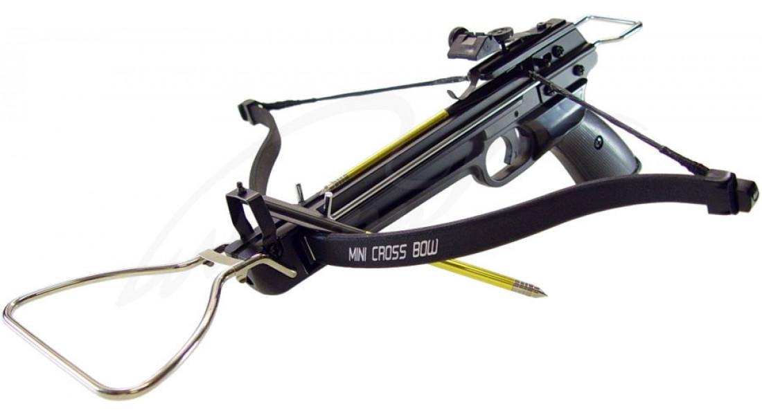 Арбалет Man Kung MK-80A3 ц:black