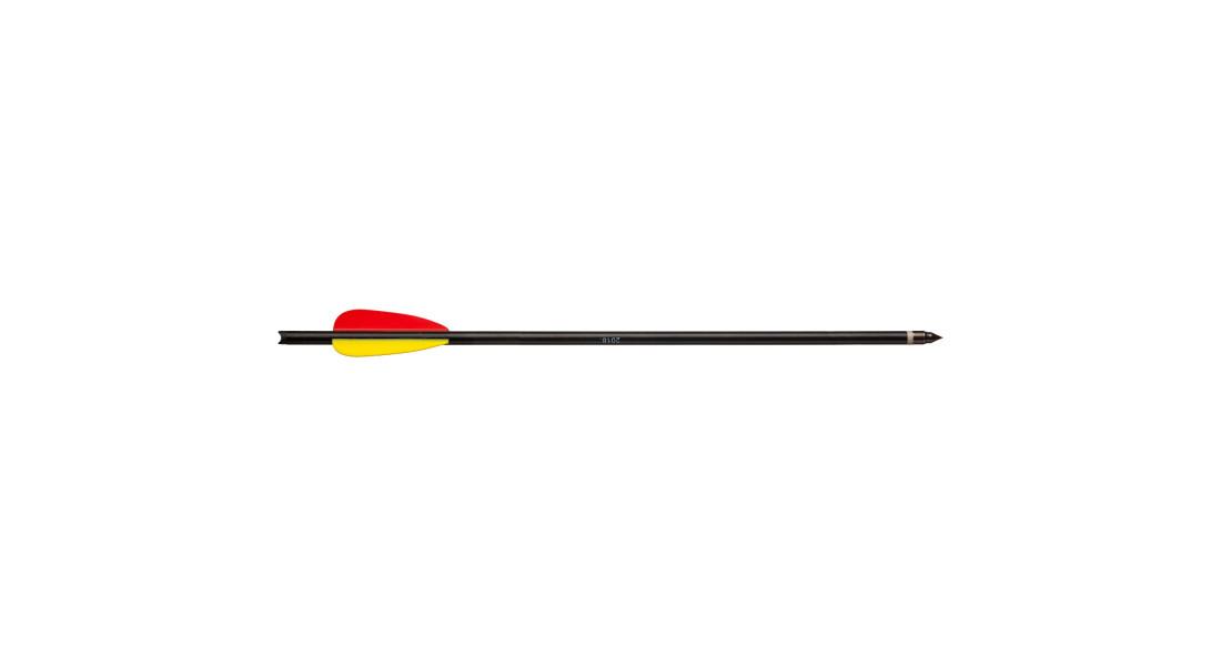 Стріла для гвинтівкового арбалет Man Kung MK-AL14BK