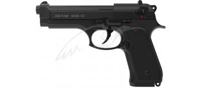 Пистолет стартовый Retay Mod.92 кал. 9 мм. Цвет - black.