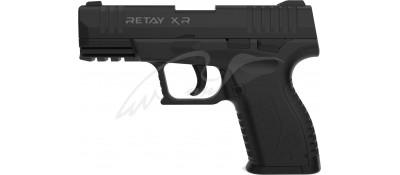 Пистолет стартовый  Retay XR кал. 9 мм. Цвет - black.