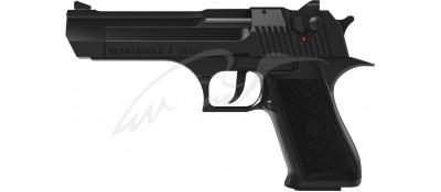 Пистолет стартовый Retay Eagle X кал. 9 мм. Цвет - black.
