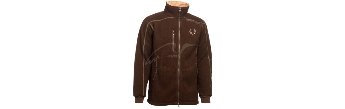 Куртка Chevalier Bushveld fleece M ц:коричневий