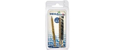 Набір йоржів MEGAline кал. 4.5 мм. Латунь/нейлон/шерсть. 1/8 F