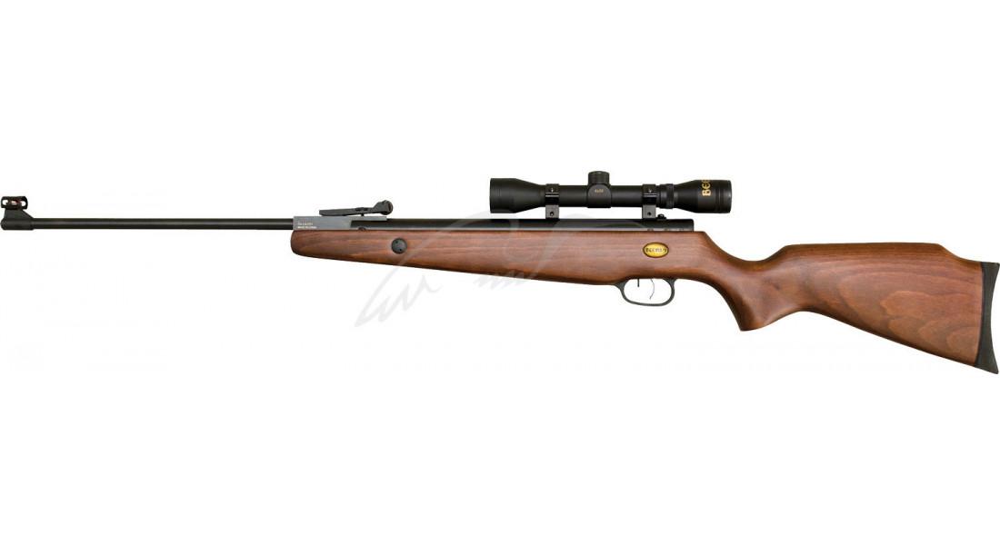 Гвинтівка пневматична Beeman Teton з оптичним прицілом 4х32