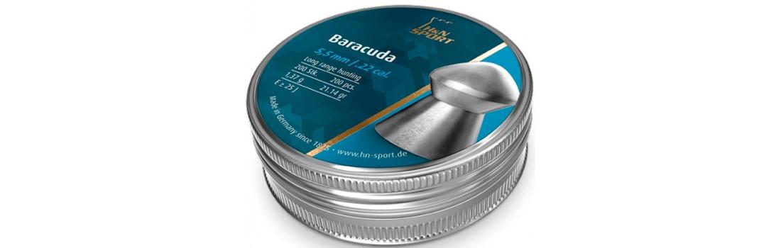 Кулі пневматичні H&N Baracuda