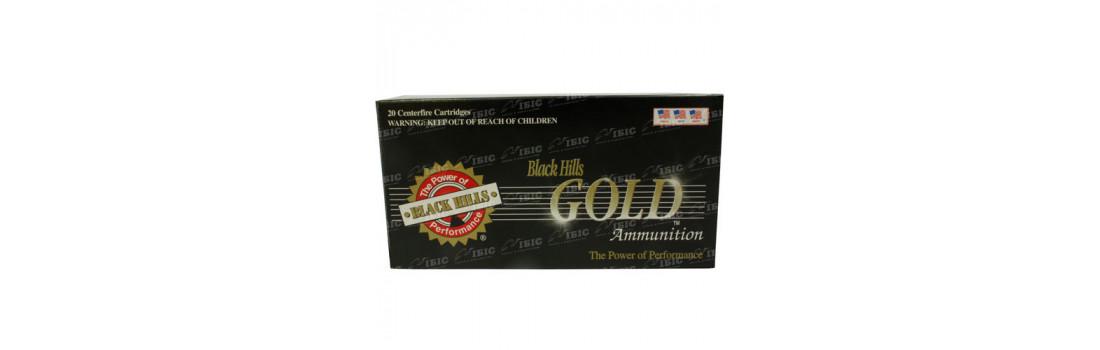 Патрон Black Hills Gold кал. 308 Win пуля Hornady A-Max масса 10,9 г, Нач. скорость 808 м/с
