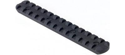 Планка Mesa Tactical на ствольную коробку Remington 870. Weaver/Picatinny
