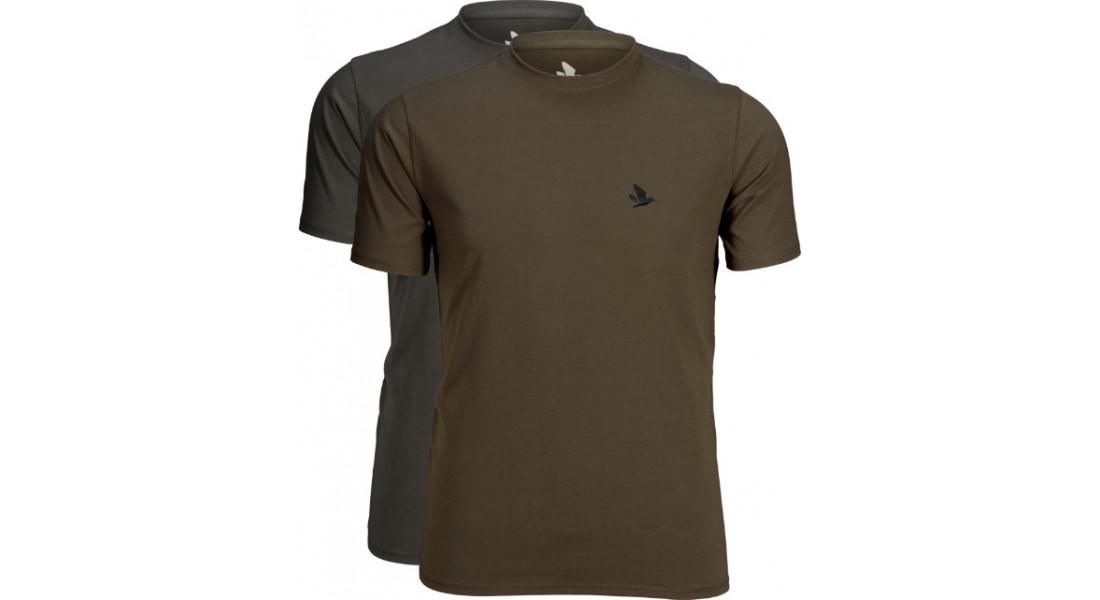 Набір футболок Seeland Outdoor 2-pack. Розмір - L 2шт