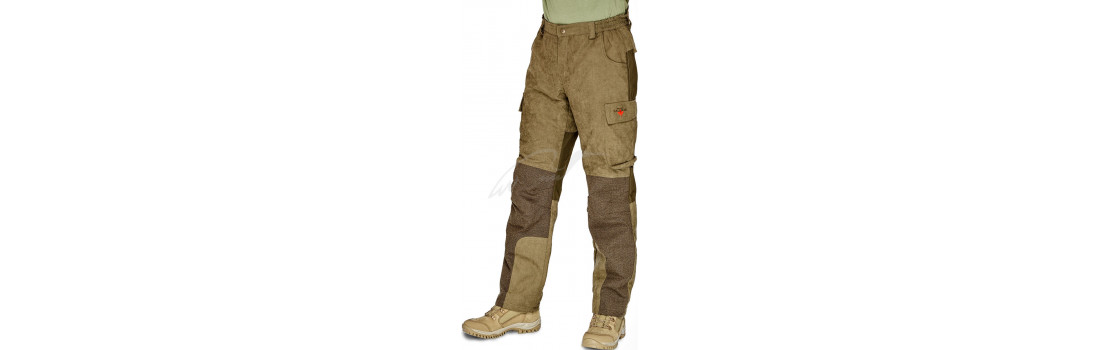 Брюки Hallyard Jagd Anzug Размер - 50. Цвет - olive green