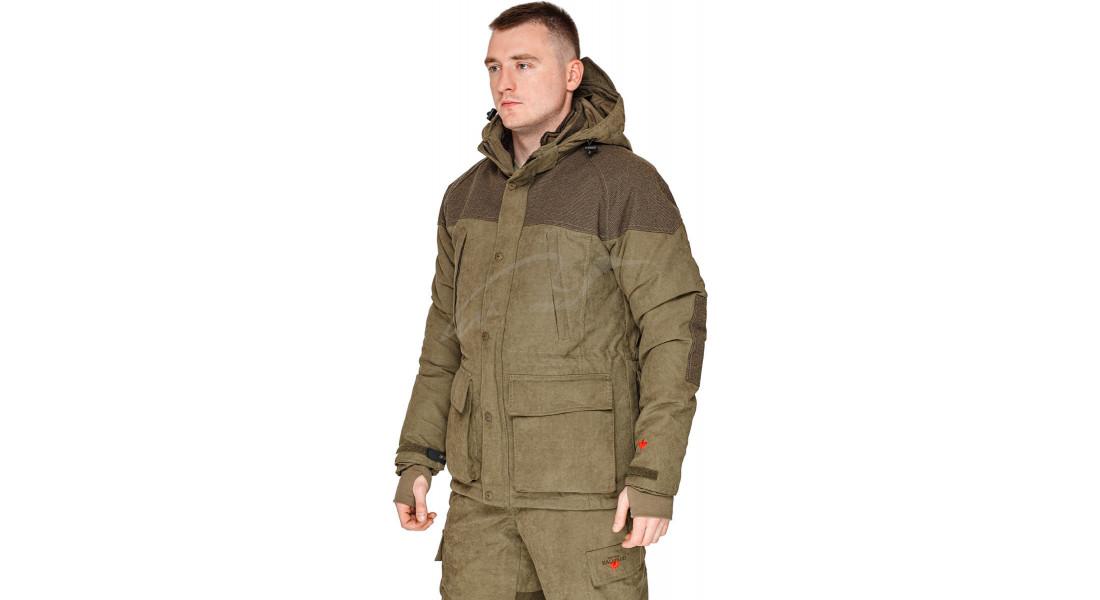 Куртка Hallyard Jagd Anzug. Розмір - 52. Колір - olive drab