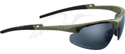 Очки баллистические Swiss Eye Apache. Цвет - оливковый