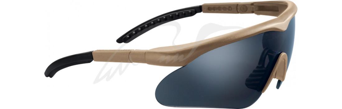 Очки баллистические Swiss Eye Raptor. Цвет - песочный