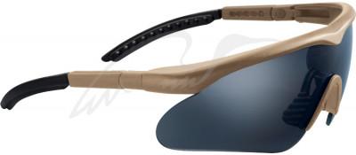 Окуляри балістичні Swiss Eye Raptor. Колір - пісочний