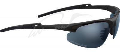Очки баллистические Swiss Eye Apache. Цвет - черный