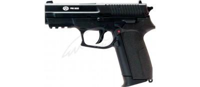 Пістолет пневматичний SAS (Sig Sauer Pro 2022). Корпус - пластик