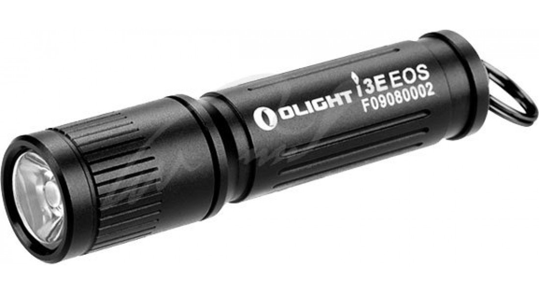 Фонарь-брелок Olight I3E EOS Black