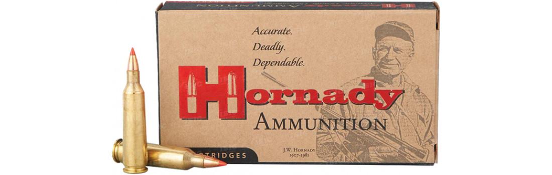 Патрон Hornady Varmint Express кал. 22-250 Rem пуля V-Max масса 3,6 г/55 гран