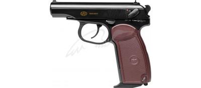 Пістолет пневматичний SAS Makarov Blowback. Корпус - метал