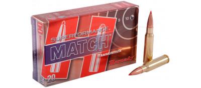 Патрон Hornady SPF кал .308 Win куля ELD-Match маса 168 гр (10.9 г)