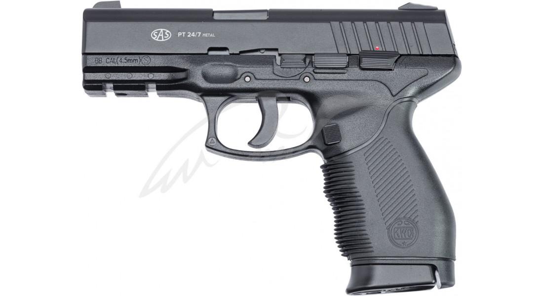 Пістолет пневматичний SAS Taurus 24/7 Metal