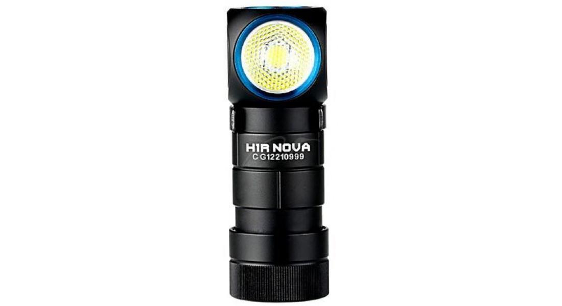 Фонарь Olight H1R Nova CW
