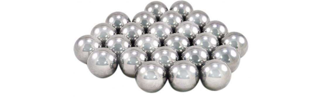 Кульки для рогатки Кульова блискавка 8 мм