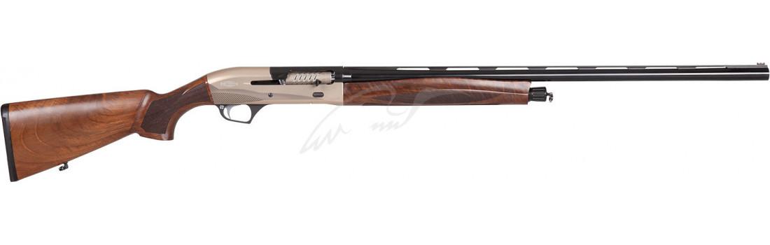 Ружье Ozkan Arms FX-19  Bronze кал. 12/76. Ствол - 76 см, Ложа - орех, 4+1