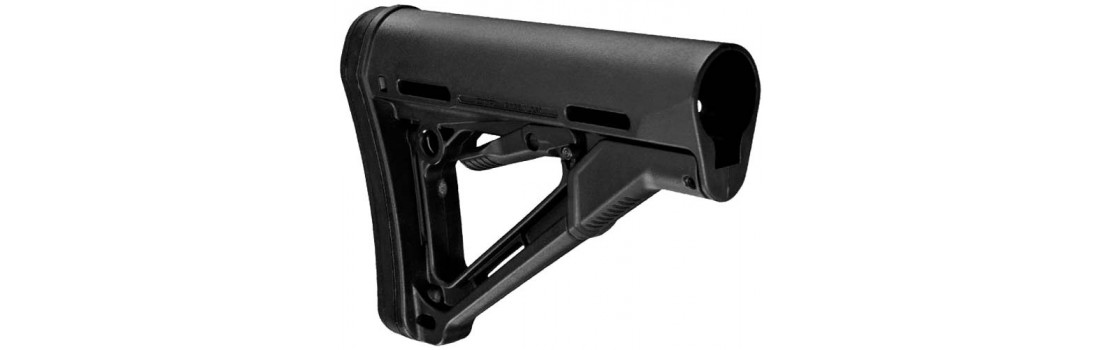 Приклад Magpul CTR Carbine Stock (Сommercial Spec) - черный