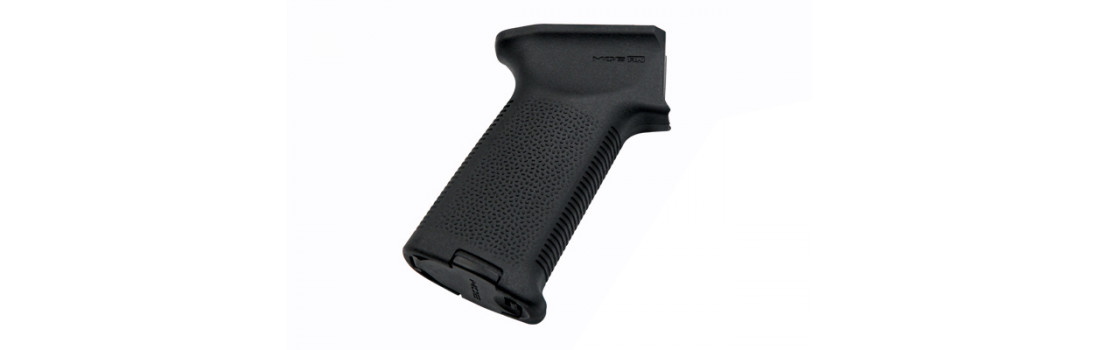 Руків'я пістолетне Magpul MOE AK для АК/АК74 (мисл. верс.). Колір: чорний