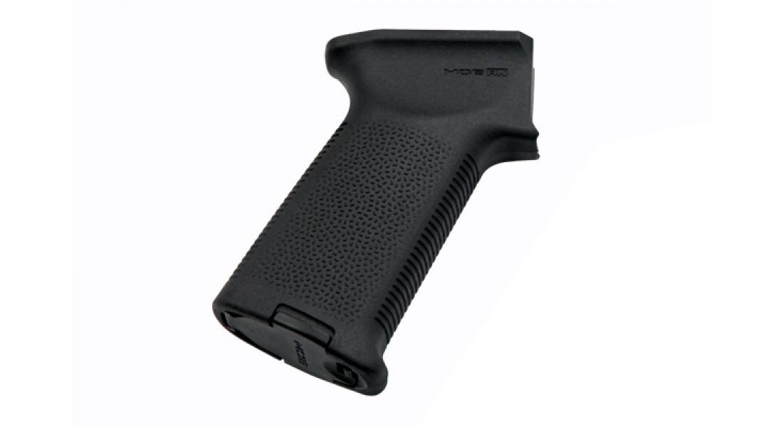 Рукоятка пистолетная Magpul MOE AK для АК/АК74 (охот. верс.). Цвет: черный