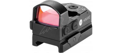 Приціл коліматорний Hawke Micro Reflex Sight 3 MOA. Weaver