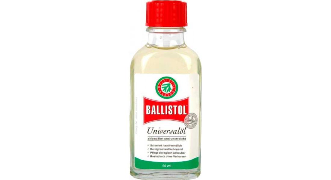 Масло оружейное Ballistol 50 мл, стеклянная бутылка