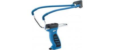 Рогатка Man Kung MK-SL08BL ц:синий