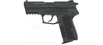 Пістолет стартовий Retay S20 кал. 9 мм. Колір - black.