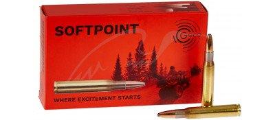 Патрон GECO кал.30-06 пуля TM масса 11 г, нач. скорость 850 м/с.