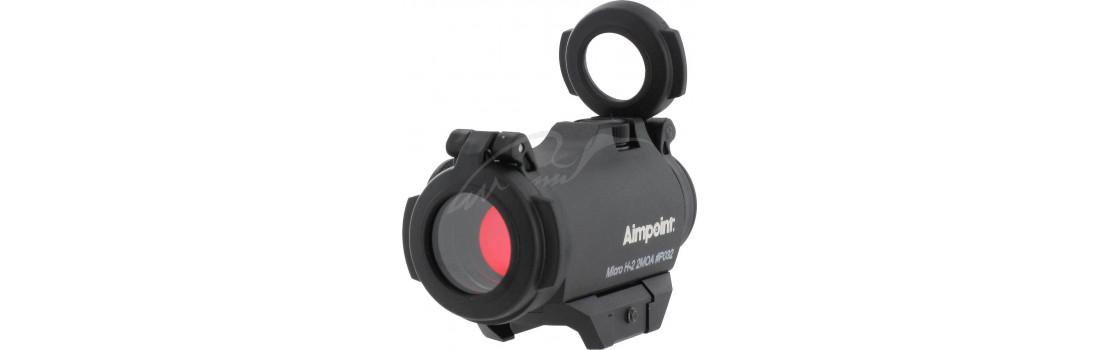 Приціл коліматорний Aimpoint Micro H-2 2МОА. Weaver/Picatinny