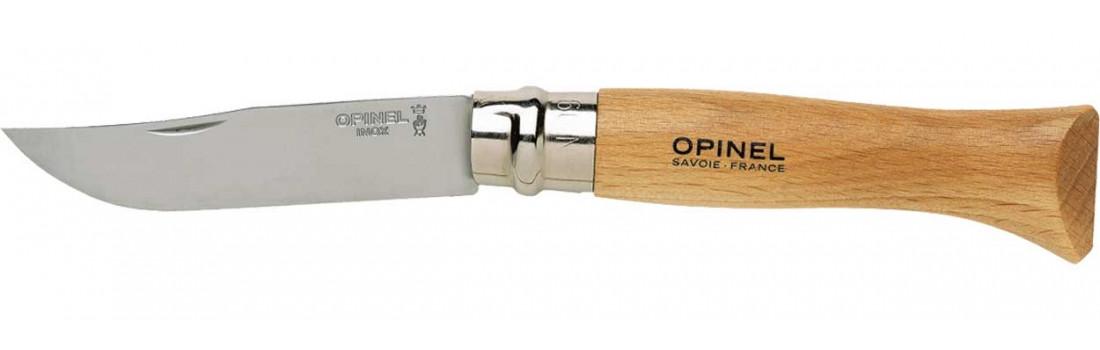 Нож Opinel №9 Inox