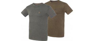 Комплект футболок Hallyard Jonas. Розмір M. Зелений/сірий