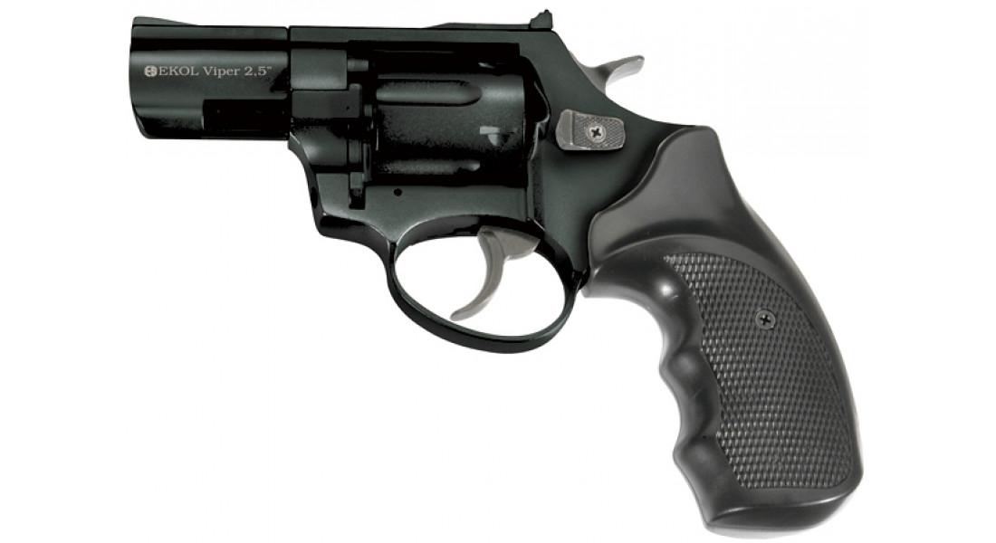 """Револьвер под патрон флобера Ekol Major Berg 2,5"""""""